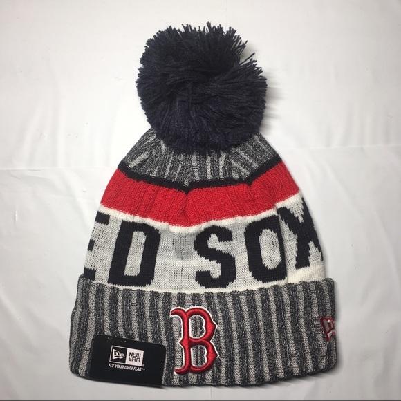312f3b9c80f Boston Red Sox beanie hat
